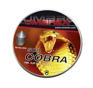 Diabolky Umarex Cobra cal. 4,5 mm 500 ks