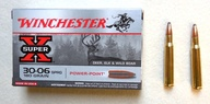 Kulové náboje Winchester Super X 223 REM Power Point 64gr