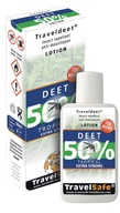 TravelSafe repelent Traveldeet 50% lotion